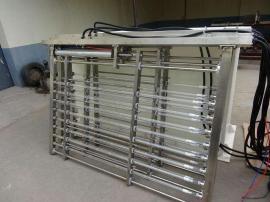 厂家直销320W杀菌灯320W紫外线消毒设备明渠排架过流式杀菌设备