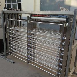 304不锈钢排架/明渠式紫外线消毒器/304不锈钢排架/污水处理设备