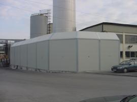 隔音屏障生产安装公司 隔音墙 高速路隔音板 绿拓声学