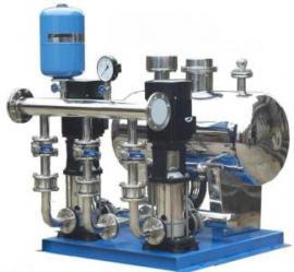 无负压变频供水设备改造