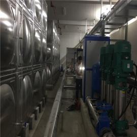 生活恒压变频给水设备