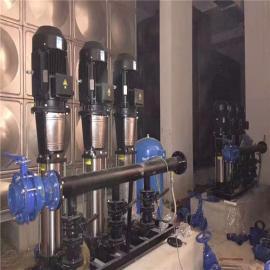 箱式管网叠压变频供水设备