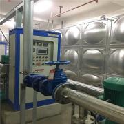 小区生活供水加压泵组