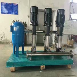 高区恒压变频设备供水泵