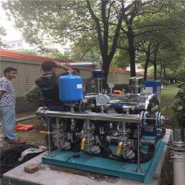 不锈钢智能无负压变频供水设备