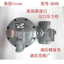 美国ITRON埃创B34S天然气调压器