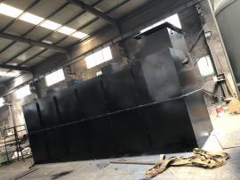 酱菜厂污水处理 地埋式污水处理设备 可定制包达标 贝弘