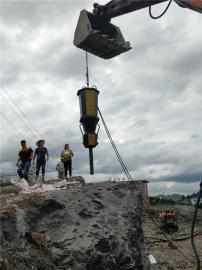 矿山分裂机