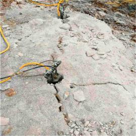 石头劈裂器