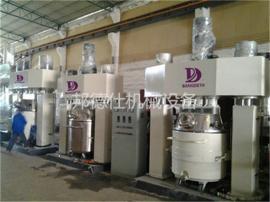 真空强力分散机 聚氨酯密封胶专用设备 聚氨酯密封胶生产线