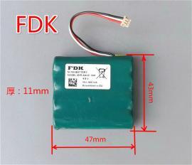FDK镍氢电池T-box备用电池车联网Ecall专用电池FDK镍氢车载电池