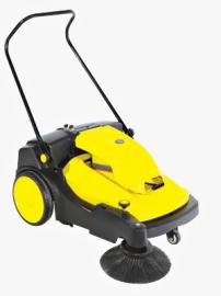 边洗边吸手推式洗地机车间地面用扫地机手推式无动力扫地机