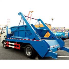 东风大多利卡6-7方摆臂式垃圾车
