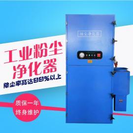 工业空气净化器 抛丸机除尘器 滤筒收尘器 脉冲滤筒式除尘器