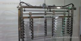 批发过流式紫外线杀菌器 市政污水处理厂专用不锈钢排架