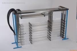 框架式明渠式紫外线消毒模块系统 不锈钢排架模块 紫外杀菌模块