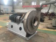 钛风机/钛合金风机/专业定制生产各种型号钛合金风机