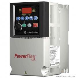 AB罗克韦尔25A,PowerFlex 523系列变频器工作原理