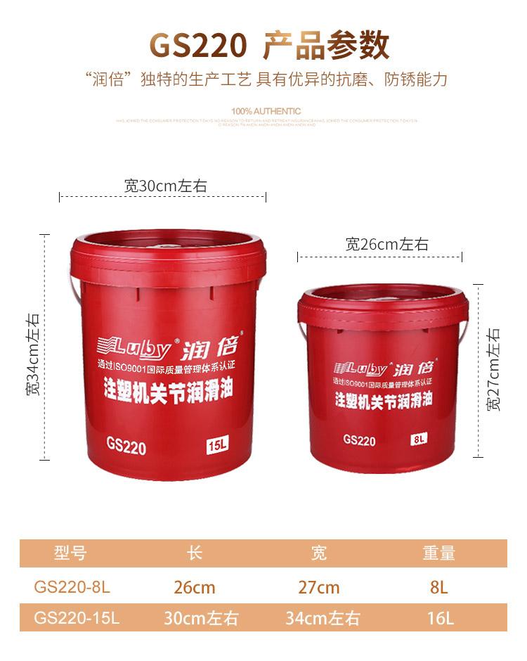 润倍GS220关节油