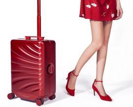 自动行走行李箱 蓝牙行李箱 智能跟随行李箱功能定制