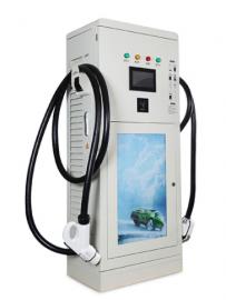 120KW电动汽车充电桩直流充电桩