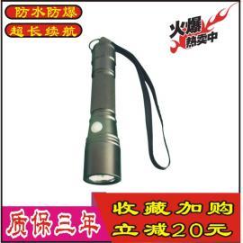 BAD202微型袖珍野营铝合金防水LED家用强光超量便携防爆手电筒