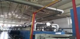 印染废气电捕焦油器定型机废气净化设备