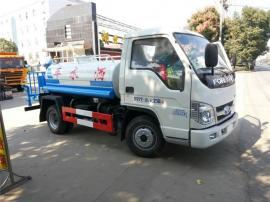 5方物业小区洒水车_江铃5吨洒水车多少钱