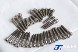 TA10钛钼镍螺丝钛钼镍紧固件钛钼镍螺栓