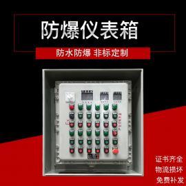 双层门防爆仪表箱500*600*250mm