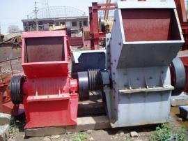 锤式破碎机设备碎石机混凝土小型石头粉碎机工业矿用破碎机