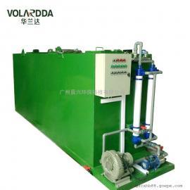 新农村发展乡镇地下水井水净化过滤器 大型重力式一体化净水设备