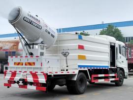 东风多利卡8吨30米雾炮车