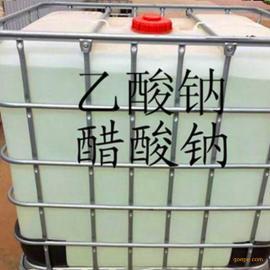 乙酸钠国标工业级醋酸钠白色结晶污水处理专用三水醋酸钠厂家