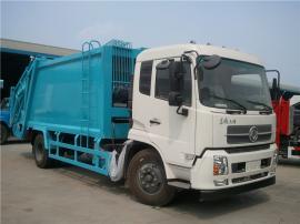 8吨压缩式垃圾车价格