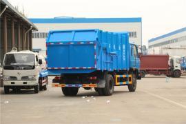 12吨垃圾车配置