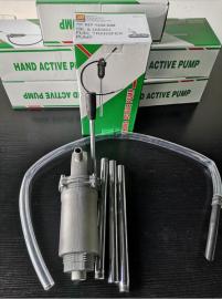 意大利MECLUBE迈陆博手压稀油泵 手动润滑油泵 插桶手压泵