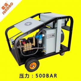 君道(JUNDAO)电动500公斤高压吊塔除锈冷水高压清洗机PU5022