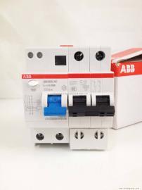 ABB剩余电流监视器,定时器,导轨插座