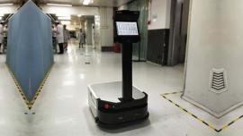 智能移��C器人