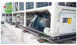 空调热泵机组降噪,空调螺杆机噪声治理
