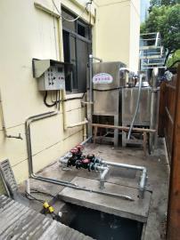 地埋式大型油水分离器