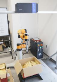 机器视觉引导|机器人视觉