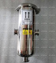 洁净型汽水分离器 不锈钢气水分离器 卫生级汽水分离器