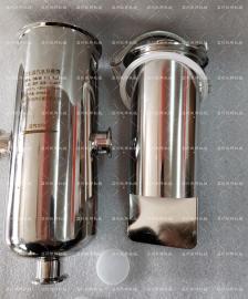 CS10-1型洁净汽水分离器 不锈钢316L汽水分离器 快装汽水分离器