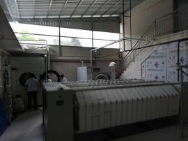 宾馆用布草洗涤设备 床单被套洗涤设备生产厂家