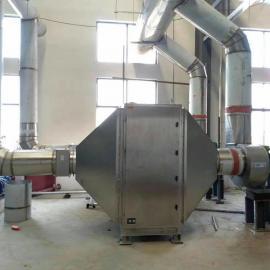 VOC工业有机废气处理设备 UV光氧除臭净化器 等离子一体机除烟