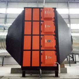静电式油雾净化器 机床油烟分离器 工业油烟油雾过滤器 环保设备