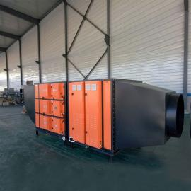 工业油烟净化器 油雾净化器 集中式油雾收集