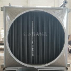 气流干燥烘干用的蒸汽换热器 热交换器 烘房散热器 加热烘干配件
